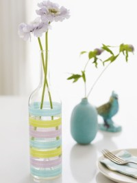 5 Quick, Easy Ways To Decorate Plain Vases