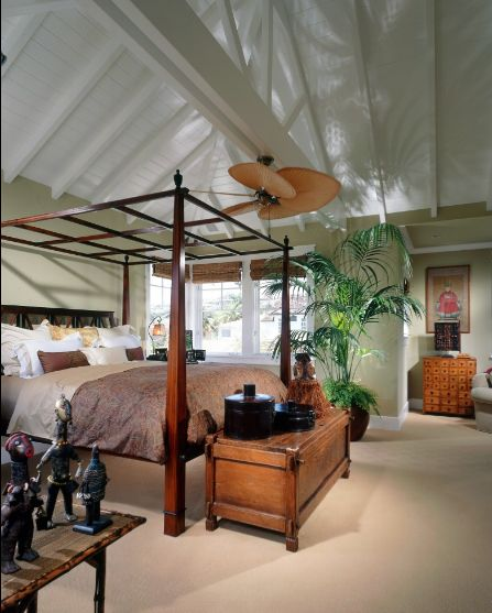How To Design An Island Themed Bedroom