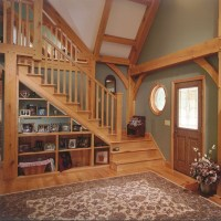 Home Improvement: How To Use Small Spaces Under Stairs