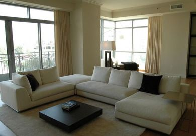 Contemporary Living Room Ideas With Sectionals