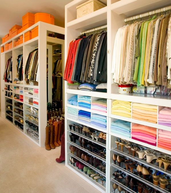 7 Tips  Ideas To Organize Your Closet