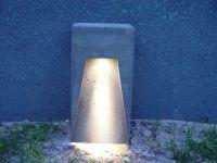 Creative DIY Light Fixtures Made Of Concrete