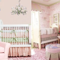 Pink Nursery Rocking Chair Kitchen Wooden Chairs Victorian-styled Baby Rooms: Ideas & Inspiration