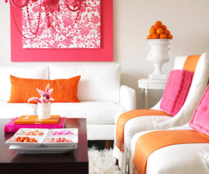 orange living room decorating ideas cheap furniture for colors that make and compliment its tones trendy color combo pink
