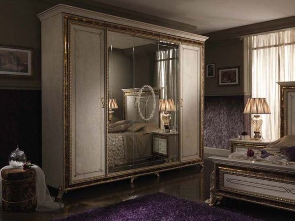 The Classic Raffaello wardrobe