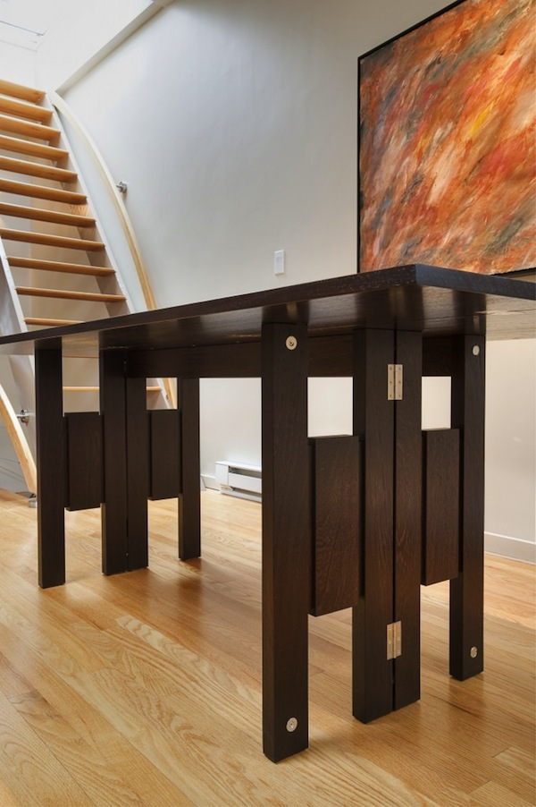 sofa table storage kirby molmic the transformer by quentin kelley