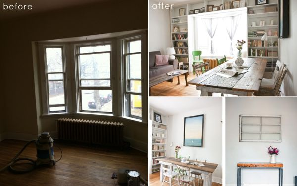 Claire Legers Apartment Renovation