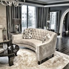 White Leather Wingback Chair Upholstered Dining Room Side Chairs Interior Design Ideas For A Glamorous Living
