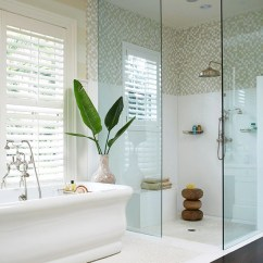 Bathtub Chair For Baby Dining Table With Chairs 10 Walk-in Shower Design Ideas That Can Put Your Bathroom Over The Top