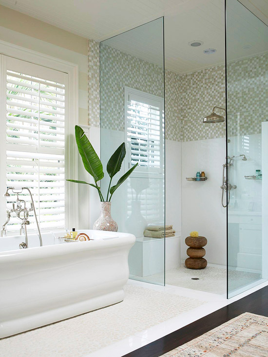 bathtub sitting chair for baby ergonomic lahore 10 walk-in shower design ideas that can put your bathroom over the top