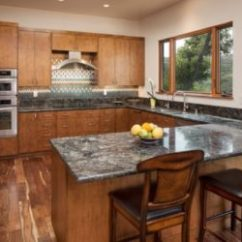 Granite Kitchen Counters Black Round Table Set 13 Alternatives To Add Elegance Your With Countertops