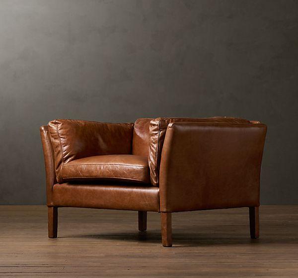 Elegant Leather Chair