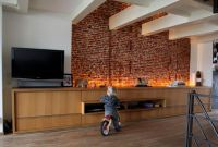 How to integrate exposed brick walls into your interior dcor