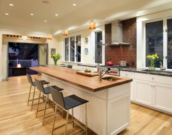 Kitchen Design Island Layout