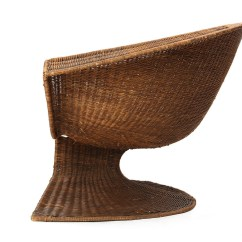 Wicker Lounge Chair How To Build A Bailey By Danny Ho Fong