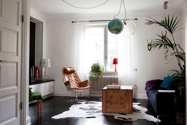 A Surprisingly Spacious 60 Square Meter Residence