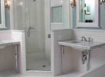 10 Walk-In Shower Design Ideas That Can Put Your Bathroom ...