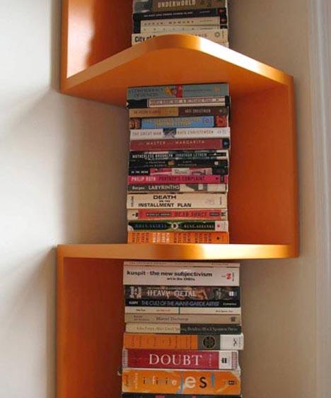 The Boa shelf by Tuyo Design Studio .