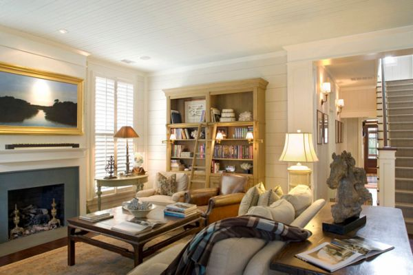 Charming South Carolina Cottage By Historical Concepts