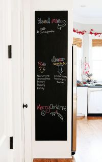 How to make your own chalkboard