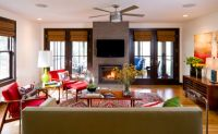 5 Midcentury Modern Living Rooms