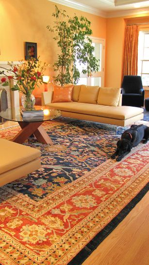 5 Tips For Using Patterns That Match With Your Oriental Rug