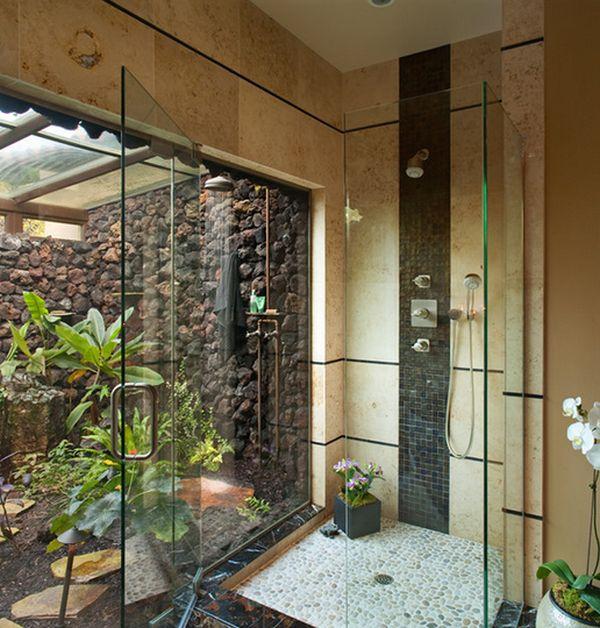 10 WalkIn Shower Design Ideas That Can Put Your Bathroom