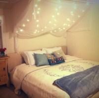 Twinkle Lights On Bedroom Ceiling