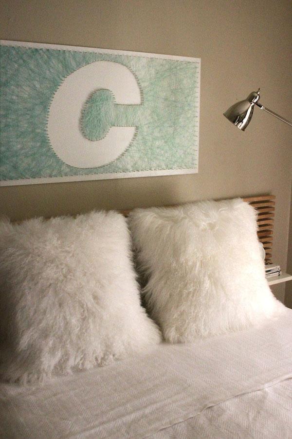 Custom Wall Dcor Ideas For The Bedroom