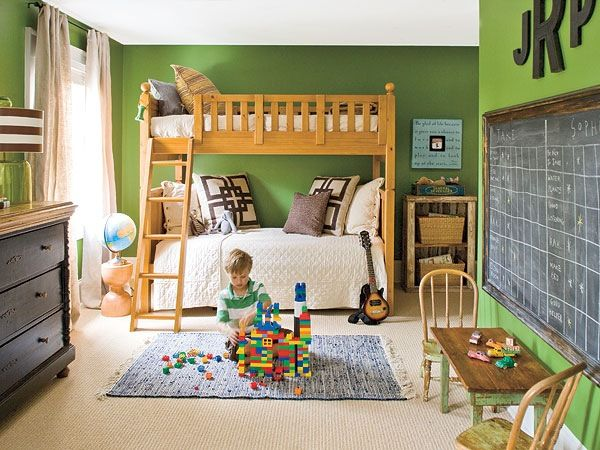 Kid Friendly Design Interior
