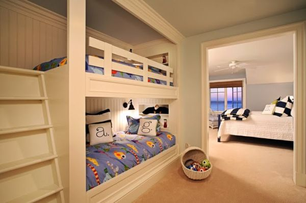 15 Bedroom Interior Design Ideas For TwoKids
