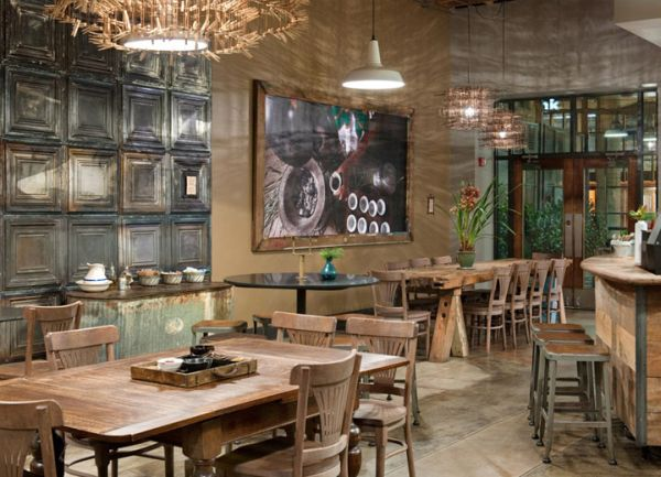 12 coffee shop interior designs from