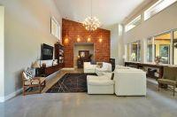 10 High Ceiling Living Room Design Ideas