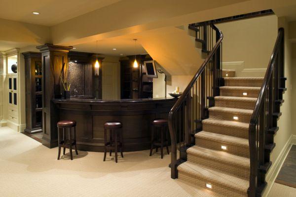 10 stairway lighting ideas for modern