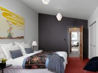 accent colors on Pinterest | Grey Accent Walls, Grey Walls ...