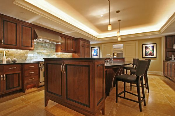 kitchen island lighting fixtures table designs cove – a hidden treasure in any room