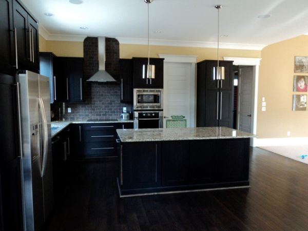 Dark Hardwood Floors, An Elegant And Strong Choice For Any