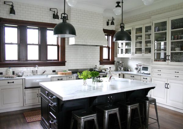 kitchen island light cabinets newark nj 10 industrial lighting ideas for an eye catching yet cohesive decor