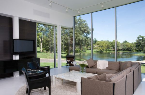 living room big window pictures with area rugs how to decorate a large windows view in gallery