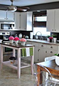 10 Small kitchen island design ideas: practical furniture ...