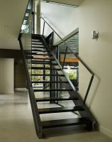 10 Steel staircase designs sleek, durable and strong
