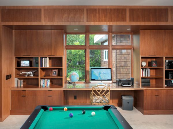 15 ideas for a multipurpose officework space