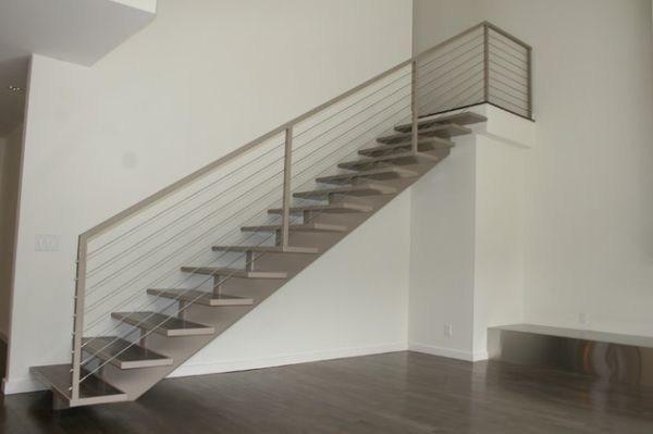 10 Steel Staircase Designs Sleek Durable And Strong | Staircase Design Steel And Wood | Angle Bar Stair | U Shaped Stair | Simple | Wooden Step | Open