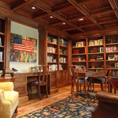 How To Furnish Small Living Room Decoration Five Tips For A Traditional Style Library