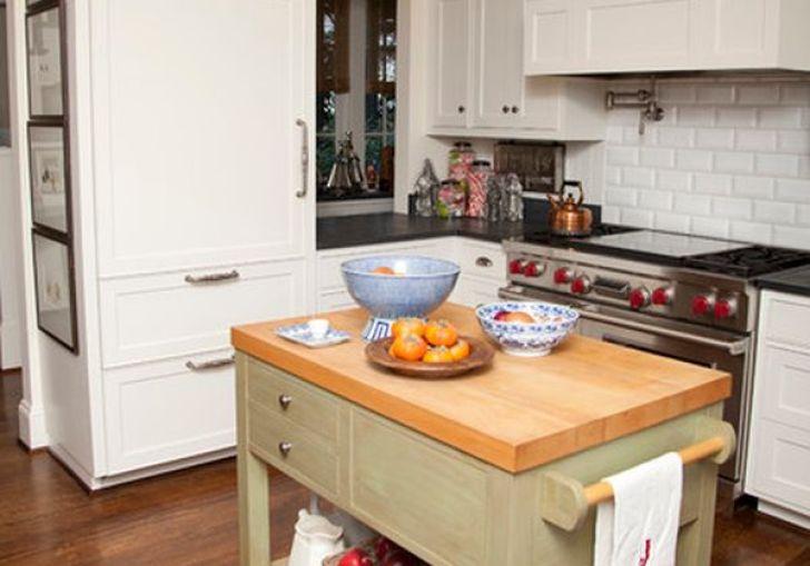 Kitchen Island Design Ideas For Small Spaces