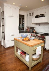 10 Small kitchen island design ideas: practical furniture ...