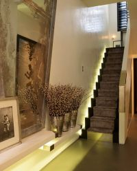 10 Stairway lighting ideas for modern and contemporary ...