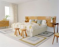 10 Beautiful wooden headboards for a warm and inviting ...