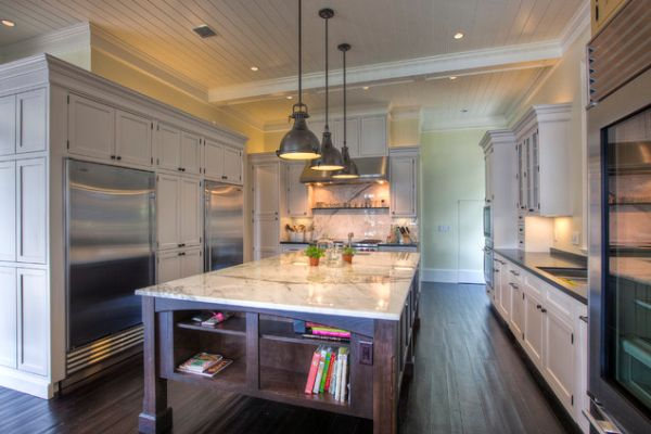 10 Industrial Kitchen Island Lighting Ideas For An Eye Catching Yet