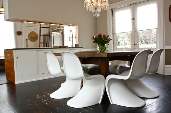 The revolutionary Panton chair a classic that defines